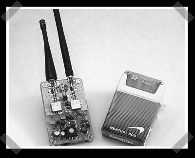 Wave Bubble Portable RF Jammer | Hackaday