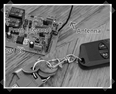 Keyless Entry For Your Apartment | Hackaday
