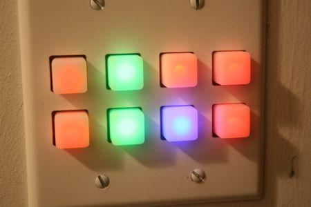 How-To: Make An RGB Combination Door Lock (Part 1)   Hackaday