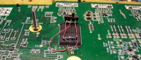 Wii Dual NAND Flash Hack | Hackaday