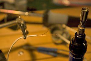 Soldering Headphone Wire Hackaday