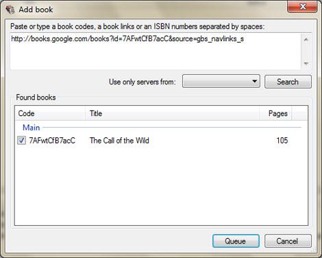 Google Book Er Codeplex