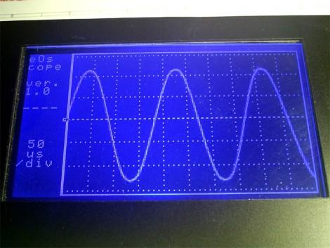 40 MSPS Digital Oscilloscope | Hackaday