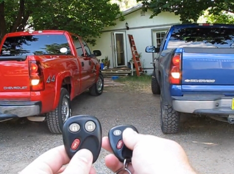 2006 dodge grand caravan key fob programming | Replacement