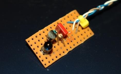 Giving An IR Transmitter Some Strength | Hackaday