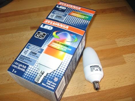 hack LED bulb