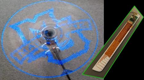 helicopter hack LED mod
