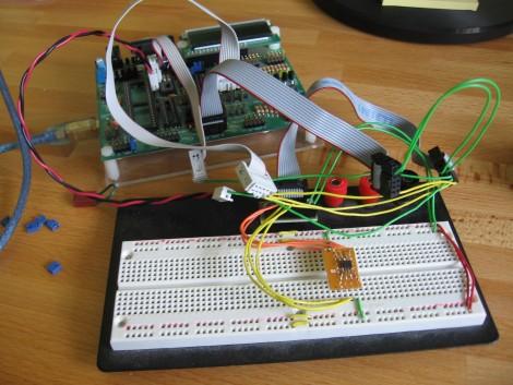 hack LED