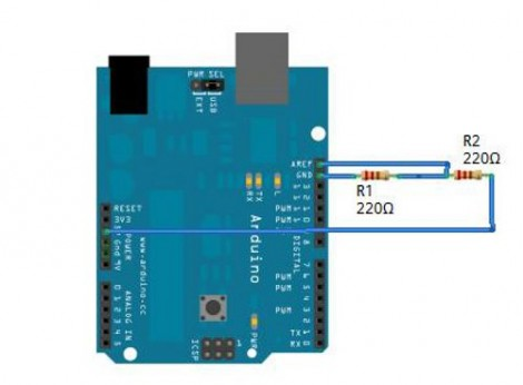 Using Analog Voltage References With Arduino | Hackaday