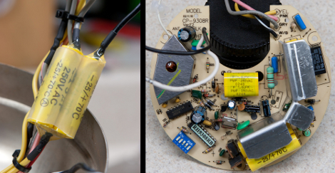 Repairing A Broken RC Ceiling Fan | Hackaday
