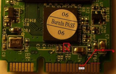 Making MSATA Work With Mini PCI Express | Hackaday