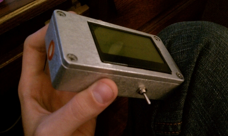 Breathalyzer | Hackaday