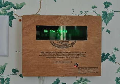 arduino_message_board