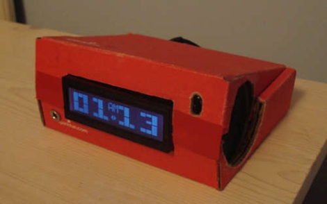 Music-Playing-Alarm-Clock