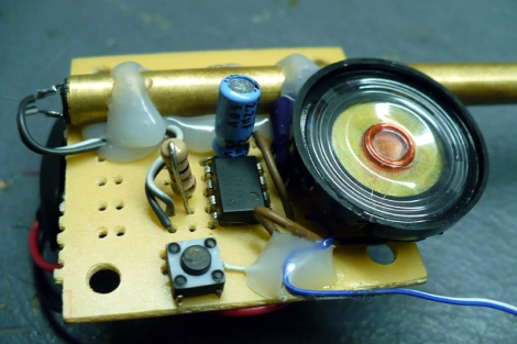 Fun Slide Whistle Synth Toy Hackaday