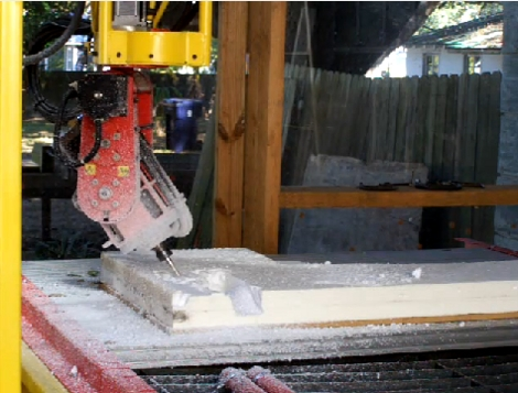 Open Source 5-axis CNC Router | Hackaday