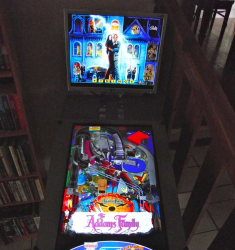 DIY Digital Pinball Console Plays Hundreds Of Games | Hackaday