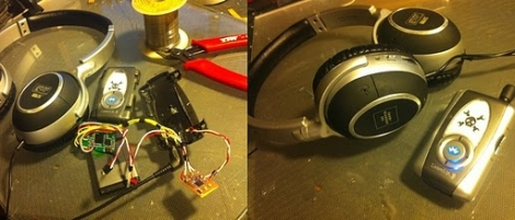 Bluetooth Headset Battery Swap Keeps Going And Going… | Hackaday