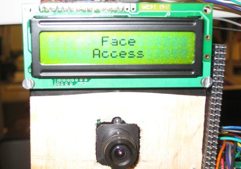 Face Recognition | Hackaday