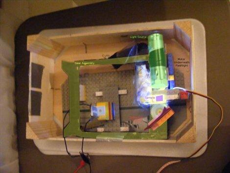 DIY Spectrophotometer | Hackaday