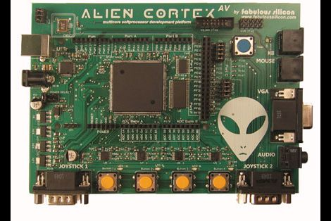 alien_cortex_av_fpga_board