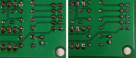 Cleaning Flux From PCBs The Easy Way | Hackaday