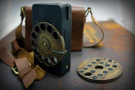Steampunk Smartphone