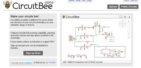 circuit_bee_schematic_hosting