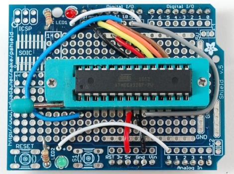 arduino_bootloader_burner