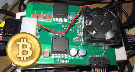 FPGA Bitcoin Miner Is Probably The Most Power Efficient  | Hackaday