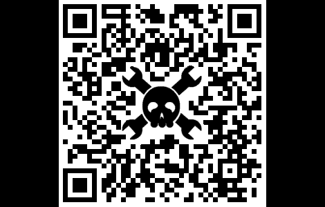 How To Put Your Logo In A QR Code | Hackaday