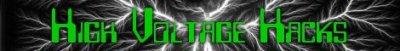 High Voltage Theme graphic