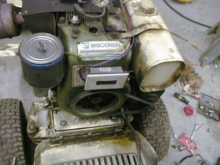 Engine s: Homebuilt Solid State Ignition Module | aday on 8 hp briggs parts, 8 hp briggs engine, 8 hp briggs carburetor,