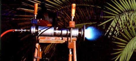 Engine Hacks: Build A Turbojet From Junkyard Parts   Hackaday