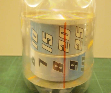 pop_bottle_recycled_clock