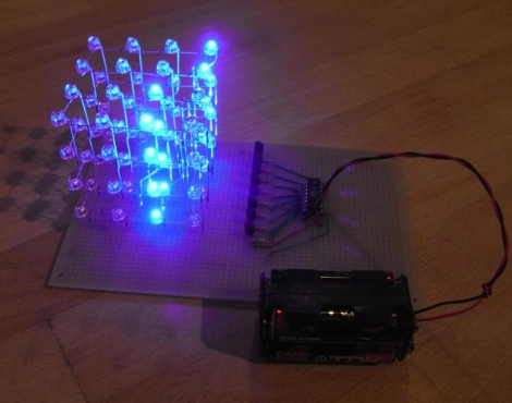 simple_attiny_led_cube_charlieplexing