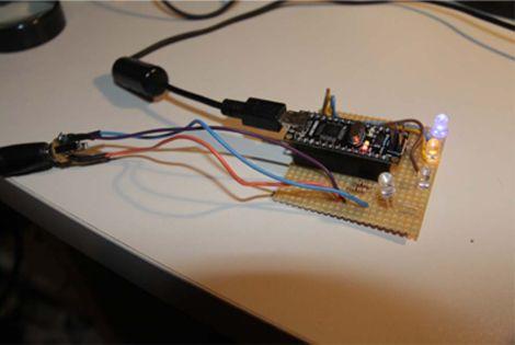 arduino_receiver_minder
