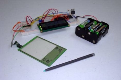 the basics of reading data from resistive touchscreens hackadayMicrocontroller Resistive Touch Screens Electrical Engineering #8