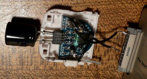 msp430_camera_control