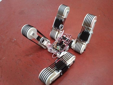 4track-robot