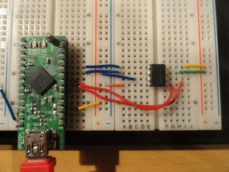FT-2232 Bridges Python And I2C/SPI | Hackaday