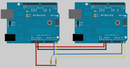 A Simple Method For Expanding Arduino IO Capacity | Hackaday