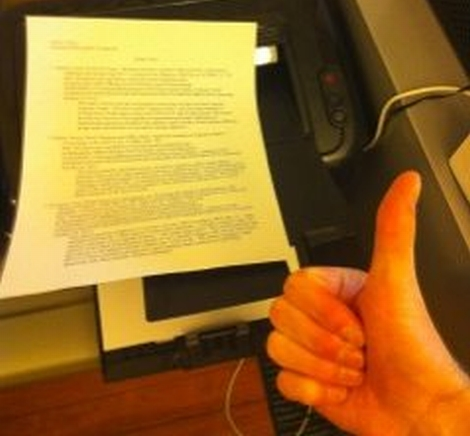 Simple Low Toner Workaround Squeezes Out A Few Extra Pages