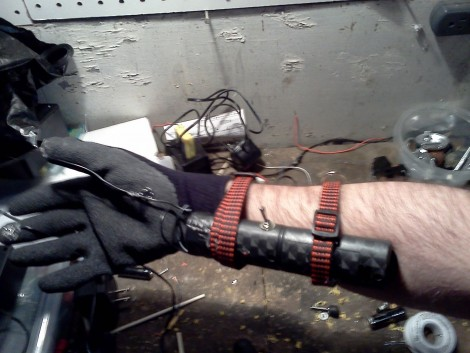 Second Run At Taser Gloves Uses Bug Zapper Parts | Hackaday