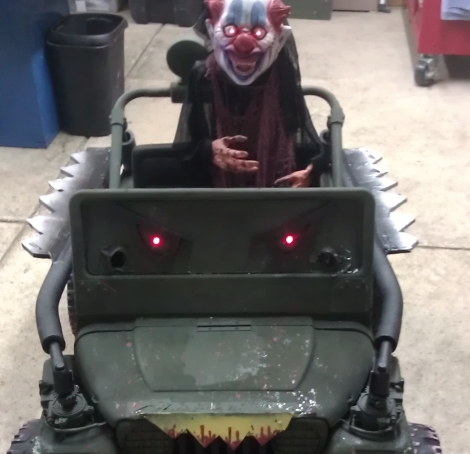 terrifying-clown-car