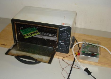 smd-solder-reflow-oven