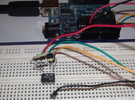 Programming AVR I2C Interface | Hackaday