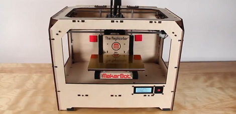 Print Huge Stuff With The Makerbot Replicator | Hackaday