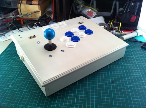 Arcade Controller Will Give You Button Envy | Hackaday