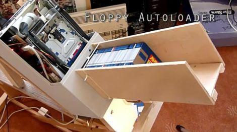 floppy-autoloader